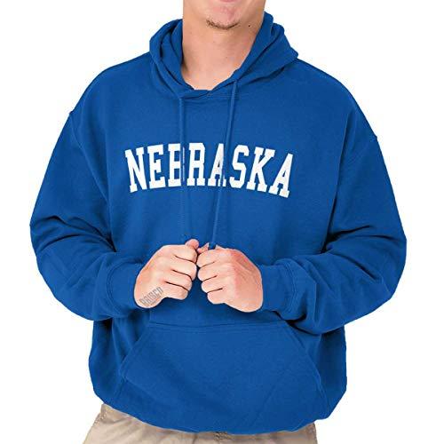 Nebraska State Shirt Athletic Wear USA Novelty Gift Ideas Hoodie Sweatshirt