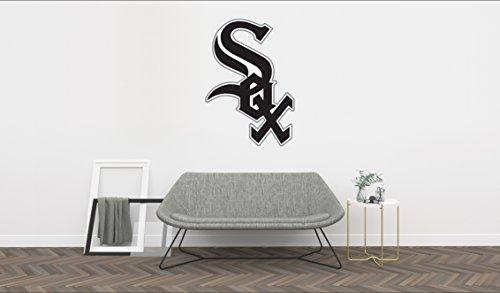 Ottosdecal Baseball Team - Major League Team Wall Decal Vinyl Sticker for Home Interior Decoration Doors Laptop, Window, Mirror, Car (15