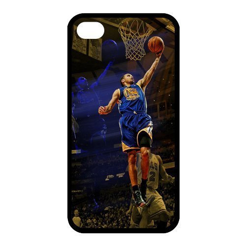 Custom Stephen Curry Basketball Series Iphone 4,4S Case JN4S-1466