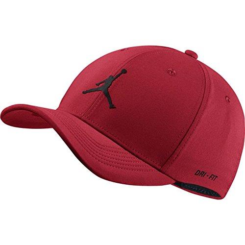 Cappellino Visiera Curva Nike Jordan Classic 99 Woven  Amazon.it  Sport e  tempo libero c4914dbdb9c5
