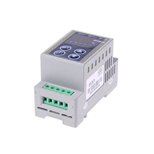 (Rhegeneshop LED Display AC90-250V 2W Adjustable Visual Water Level Controller with)