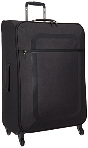 Delsey Luggage Dauphine 27.5 Inch Spinner Trolley, Black, One Size