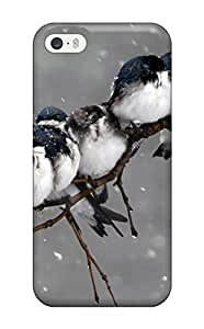 Awesome Bird Flip Case With Fashion Design For Iphone 5/5s