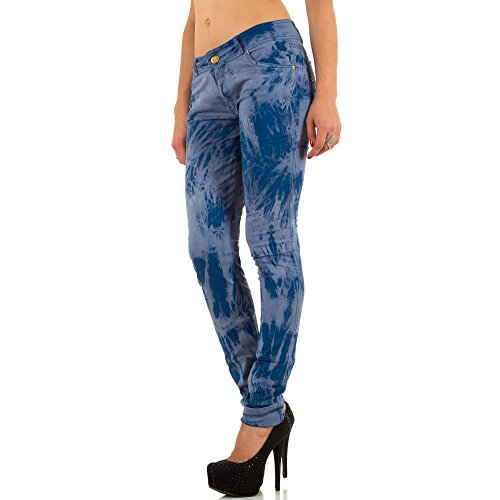 Ital-Design - Vaqueros - para mujer azul 38