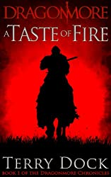 A Taste of Fire (Dragonmore Book 1)