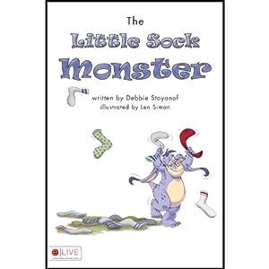 The Little Sock Monster Audiobook