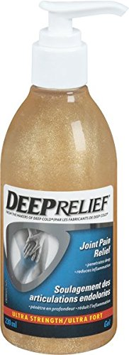 Deep Relief Joint Pain Relief Extra Strength Gel, 7.78-Ounce