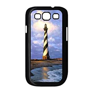 ANCASE Phone Case Lighthouse Hard Back Case Cover For Samsung Galaxy S3 I9300