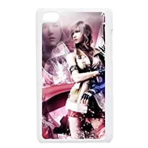 iPod Touch 4 Case White Final Fantasy Type 0 012 YWU9289896KSL
