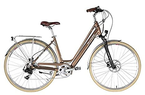 Allegro Invisible City E Bike Pedelec Elektrofahrrad Damen 28 48 Cm