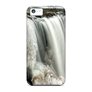 Dmq30751nKHq Cases Covers, Fashionable Iphone 5c Cases - Snow Waterfalls