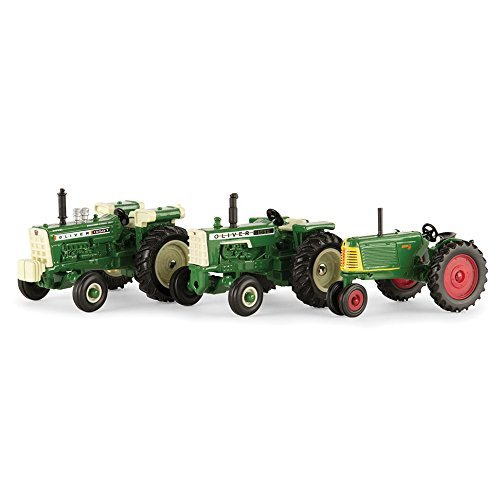 ERTL Toys 1/64th Oliver Historical Vintage Set (3 Piece)