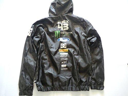 Dc Shoes Monster Energy Jacket Subaru Ken Block Ford Jacket