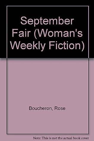 book cover of September Fair