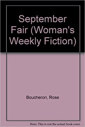 September Fair ('Woman's Weekly' Fiction)
