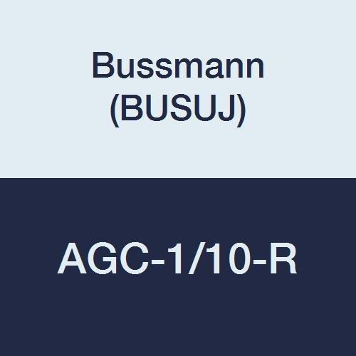 10 EACH Bussmann AGC-10-R