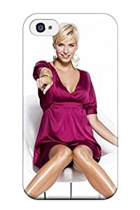 Ryan Knowlton Johnson's Shop 4342816K17452835 New Cute Funny Lena Gercke Case Cover/ Iphone 4/4s Case Cover