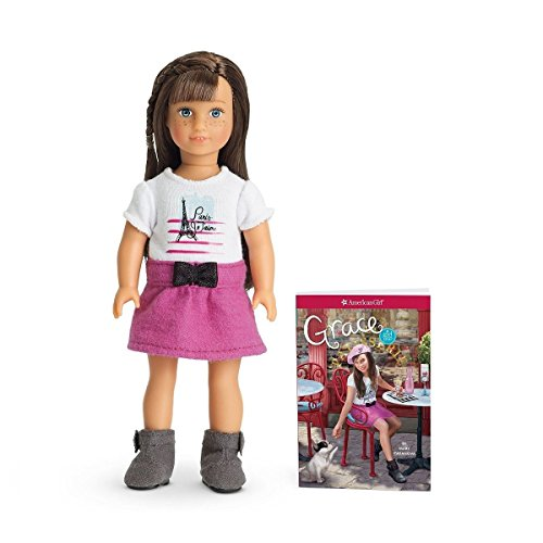 American Girl Girl of the Year 2015 Mini Doll Brand New Grace Thomas