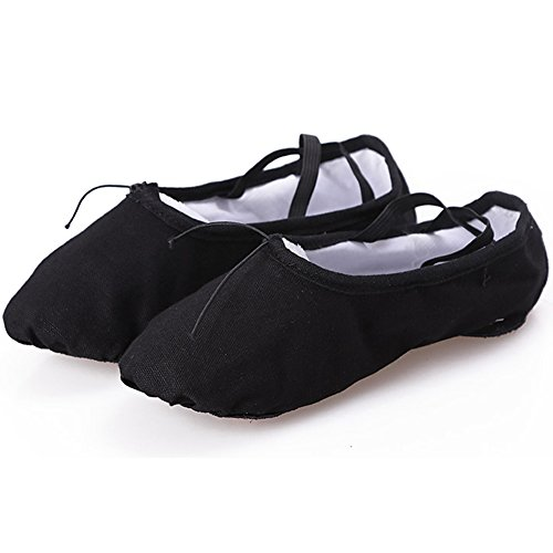 YYXR Ballet Slippers Gymnastics Toddler