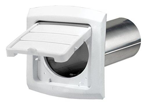 Dundas Jafine EzAccess Dryer Vent Hood And Pipe