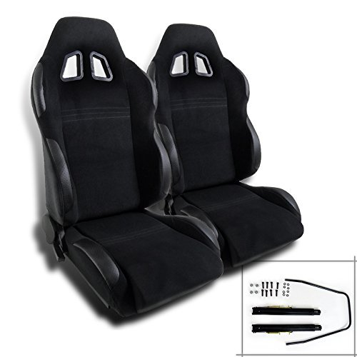 Honda Civic Seats (Spec-D Tuning RS-501-2 Racing Seat)
