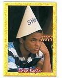 High School Musical trading card sticker expanded edition #5 Zeke Baylor Chris Warren Jr