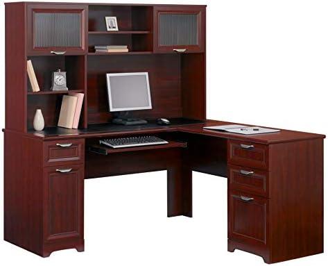 Realspace Magellan 59″W L-Shaped Desk