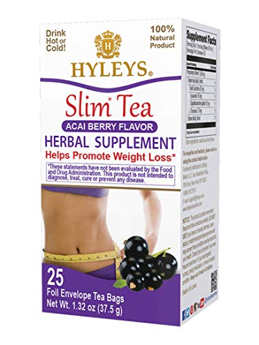Hyleys Slim Tea Acai