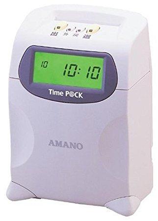 アマノ パソコン接続式タイムレコーダーTimeP@CK Professional ProP@CK B0027DRPQK
