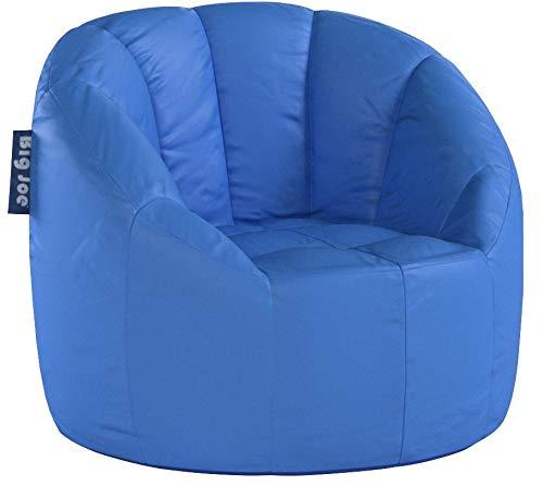 Big Joe Milano Bean Bag Chair, Stadium Blue by Big Joe
