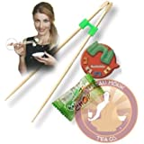FUNCHOP Chopstick Helpers 20 Pack
