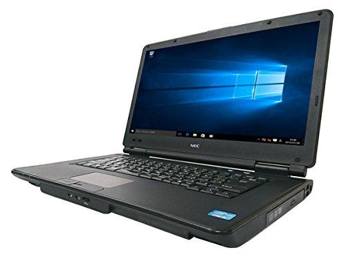 中古パソコン【Windows10】無線LAN対応 NEC VX-C (Core i3 2310M 2.1GHz / メモリ 4GB / HDD 250GB / DVD-ROM)【中古ノートパソコン】【中古パソコン販売パクス】   B0787WVBLN