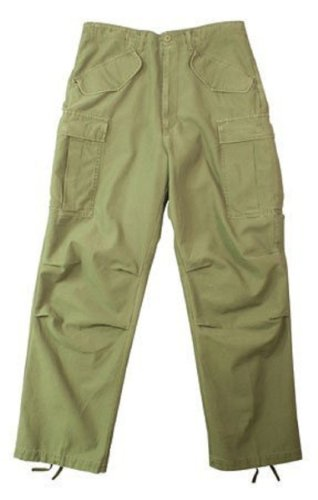 Rothco Vintage M-65 Field Pant, Olive Drab, 2X for sale  Delivered anywhere in USA
