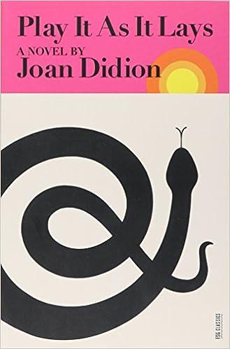 Play It as It Lays [EN] - Joan Didion