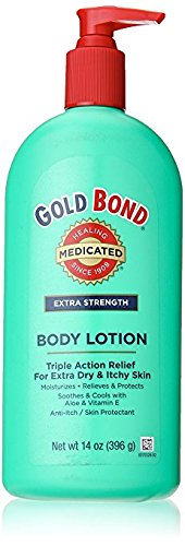Gold Bond Medicated Body Lotion Extra Strength - 14 oz
