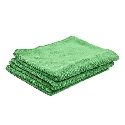 eDealMax 3pcs 65 x 33cm 250GSM paños de microfibra toalla de limpieza Para el Lavado del