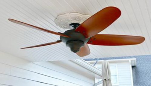 Home Decorators ''Altura'' 60'' Outdoor Oil Rubbed Bronze Ceiling Fan by Home Decorators (Image #5)
