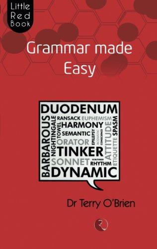 (Little Red Book: Grammar Made Easy)