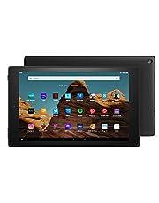 "Fire HD 10 Tablet (10.1"" 1080p full HD display, 64 GB) – Black (2019 Release)"