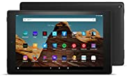 "Fire HD 10 Tablet (10.1"" 1080p full HD display, 32 GB) – Black (2019 Rel"
