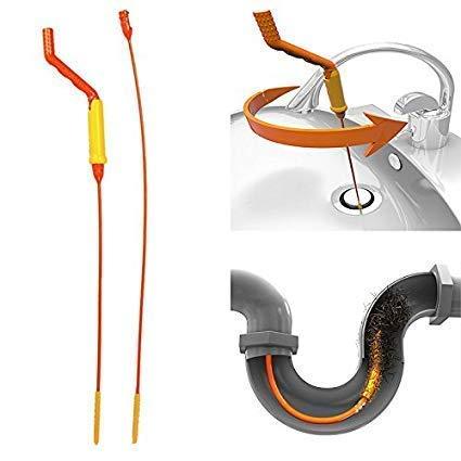 MALLIKA CREATION Kitchen Sink Sticks Odor Remover Kitchen Bath Tub Sink Drain Cleaner Stick Kitchen Cleaning Tool