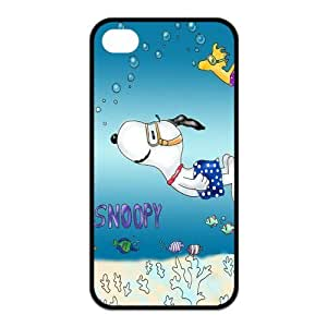 iPhone 4S Case ,iPhone 4 Case ,Snoopy Wallet Case for iPhone 4 4S,Case Cover Fit For Apple iPhone 4 4G 4S,TPU Screen Protector For Apple iPhone 4 4G 4S by ruishername