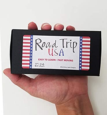 Road Trip USA Game