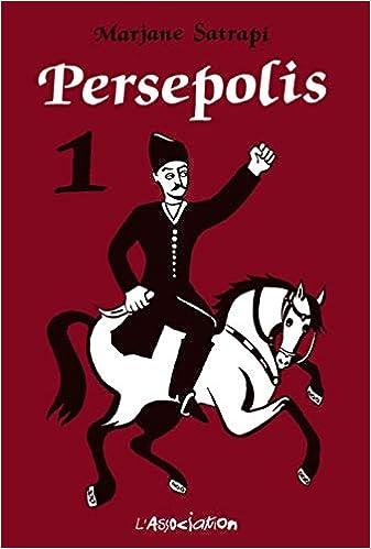 Persepolis Persepolis 1 French Edition Ciboulette Marjane Satrapi 9782844140586 Amazon Com Books