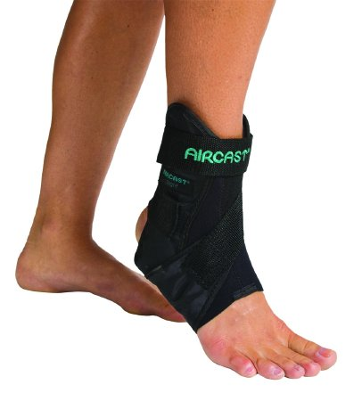 (Aircast 02MXSL Airsport Ankle Brace, Left, X-Small)