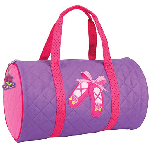 Stephen Joseph Quilted Duffle, -