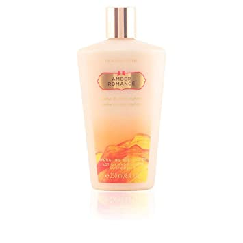8f24225e5609a Victoria's Secret Amber Romance Hydrating Body Lotion, 8.4 Ounce