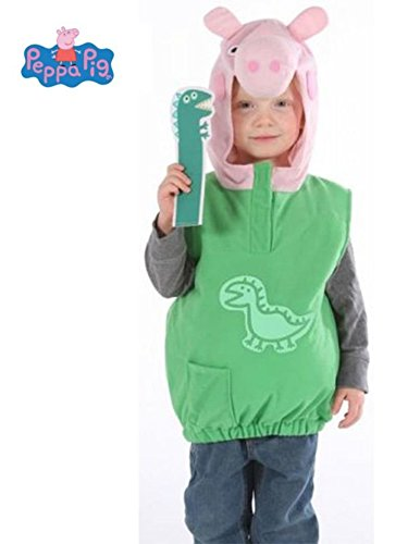 Partyweb Usa PWGEORGE Peppa Pigs George Toddler Costume]()