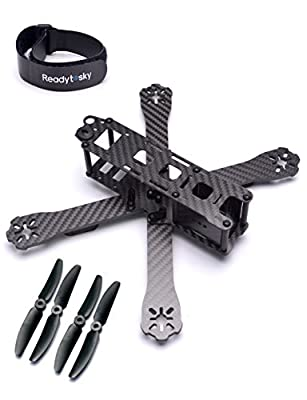 Readytofly® ZMR220-RX H210 H220 FPV Racing Drone Frame Carbon Fiber Quadcopter Frame for QAV180 QAV250 etc