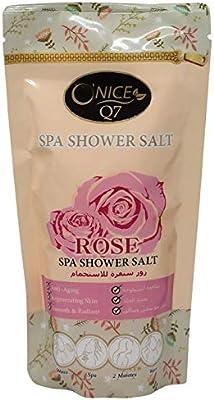 O'Nice Spa Shower Salt Rose - 350 gm: Amazon com